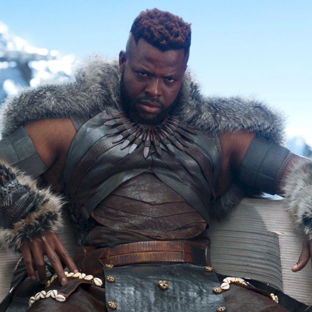 - Warrior - Leader - Vegetarian  The people have spoken and #Mbaku is here!