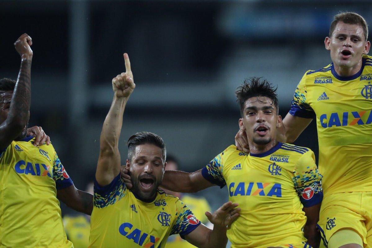 Quem aí estreou com goleada na Taça Rio? Estreou, não! #Qu4rtou
