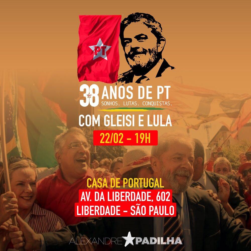 É amanhã, quinta - feira (22), na Casa de Portugal, em SP!