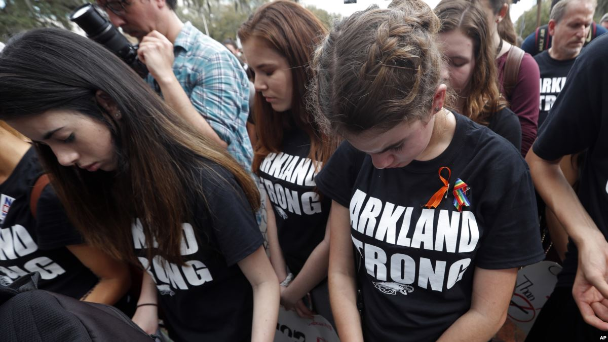 Florida Shooting Unleashes Youth Crusade for Stricter Gun Laws https://t.co/OK3szNDEPD https://t.co/dUOCgtulzZ