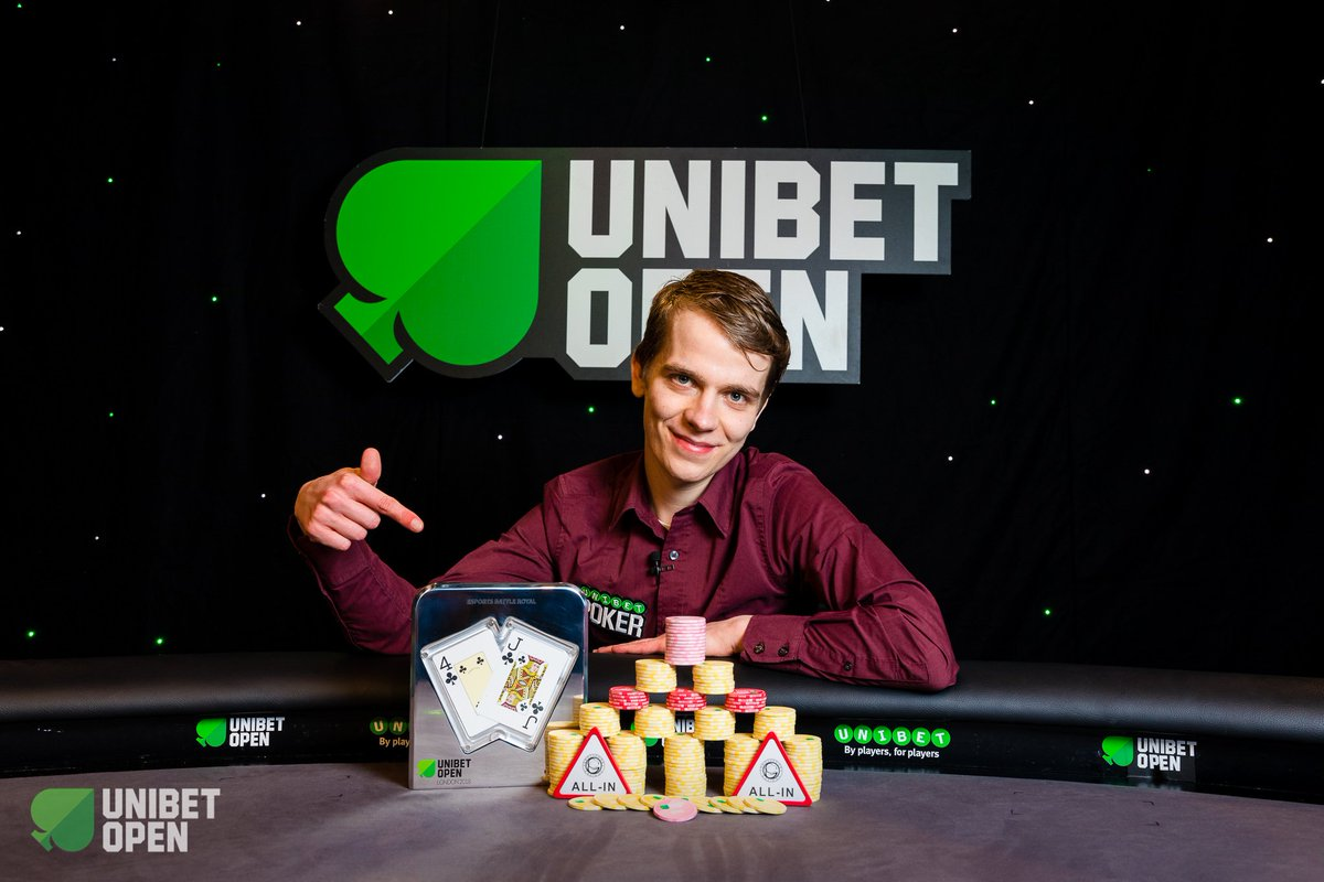 After 5 hours of play @G2Thijs is the esports Battle Royale Champion here at Unibet Open London! �  #UnibetOpen #RaisingTheGame