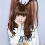 流石ファッションモンスターwきゃりーぱみゅぱみゅの髪型が完全にヴァルハザク!