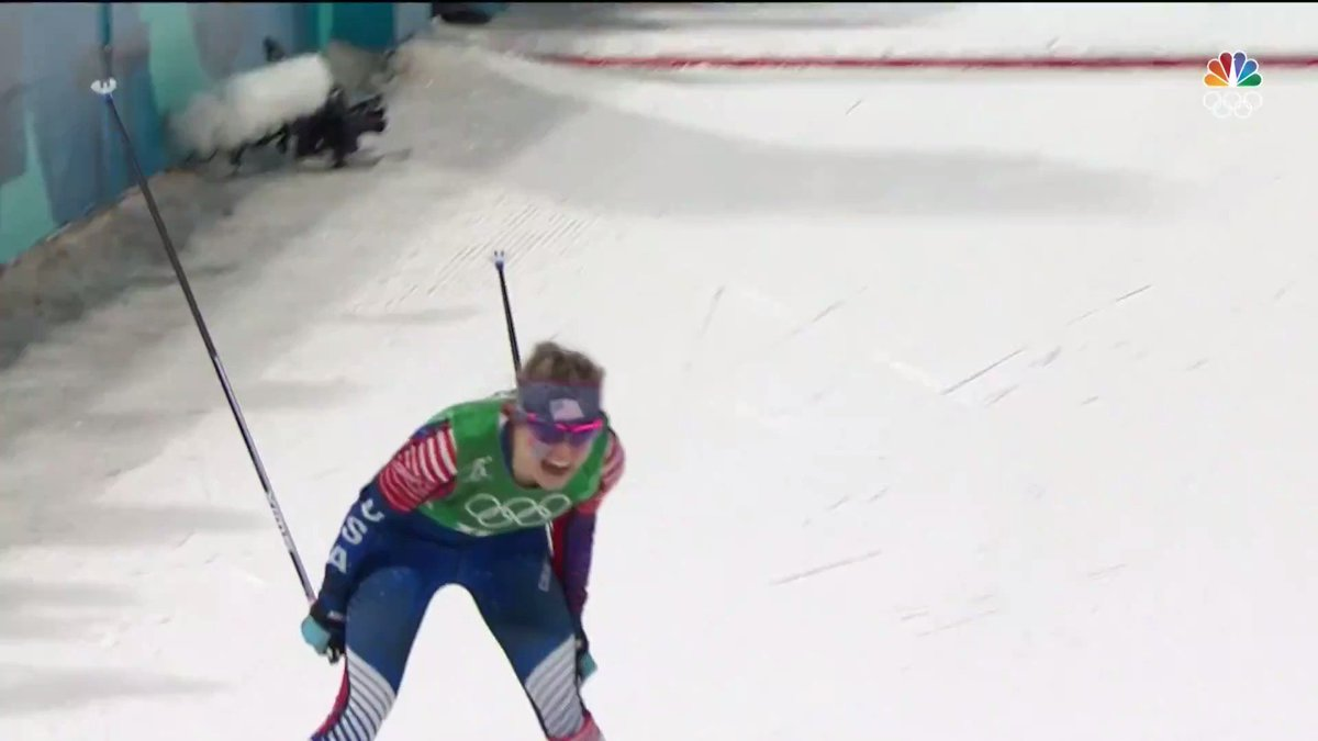NBC Olympics's photo on Olympic Gold
