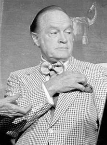 When Bob Hope was very old, his wife ask...