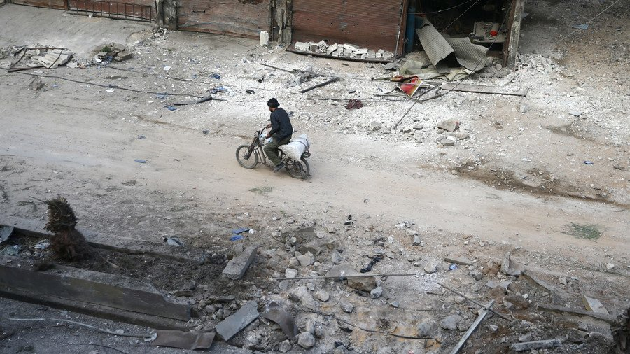 US position on humanitarian situation in #EasternGhouta 'egregious double standards' – senior Russian diplomat https://t.co/wLl9mRsZps