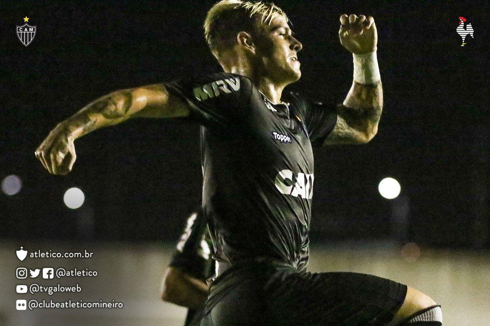 Veja fotos do jogo na Paraíba! Vamos, #Galo! #BOTxCAM
