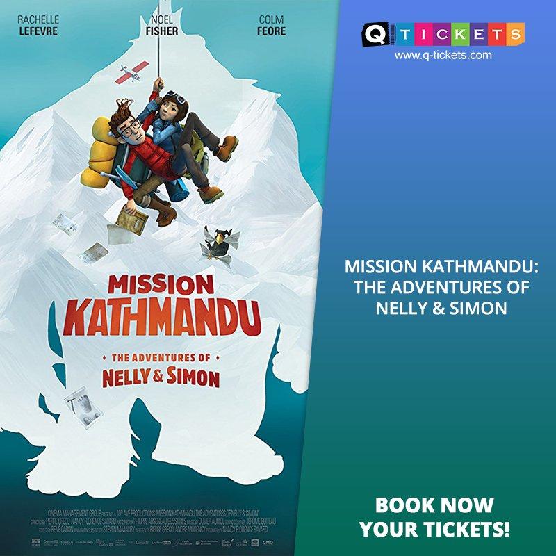 mission kathmandu the adventures of nelly & simon (2017) trailer