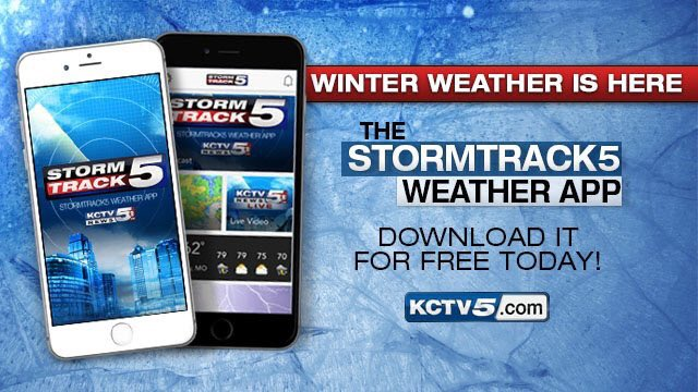 App : WINTER WEATHER ALERT stay moving morning StormTrack