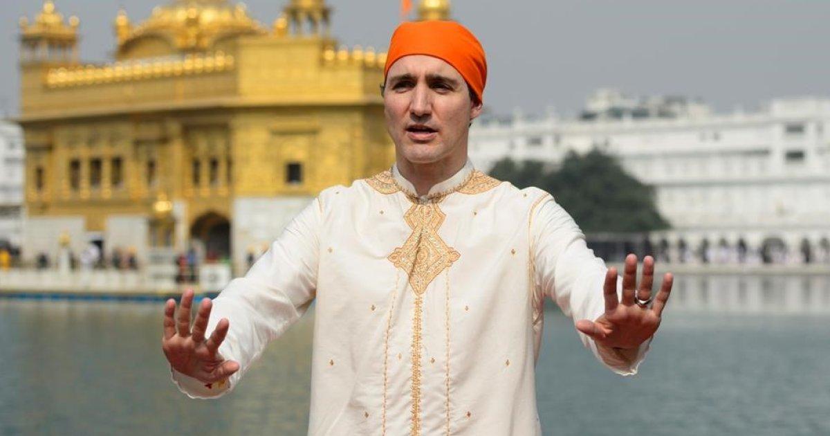 Un extrémiste sikh condamné avait été invité à un événement de #Trudeau en #Inde https://t.co/I46Zu1g0BD