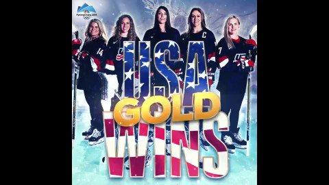Olympic Hockey on NBC's photo on #USAvsCAN