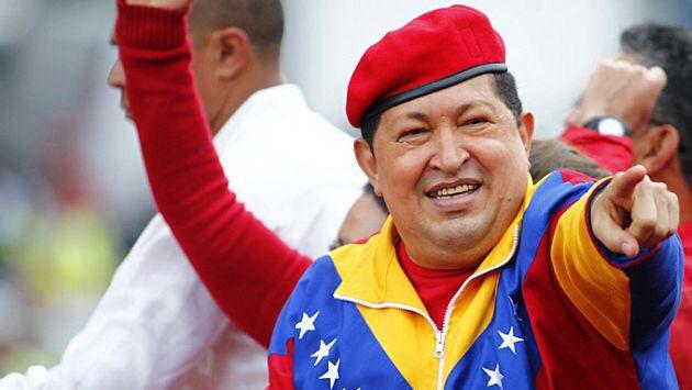 ¡Que viva Chávez!...¡que viva Venezuela...