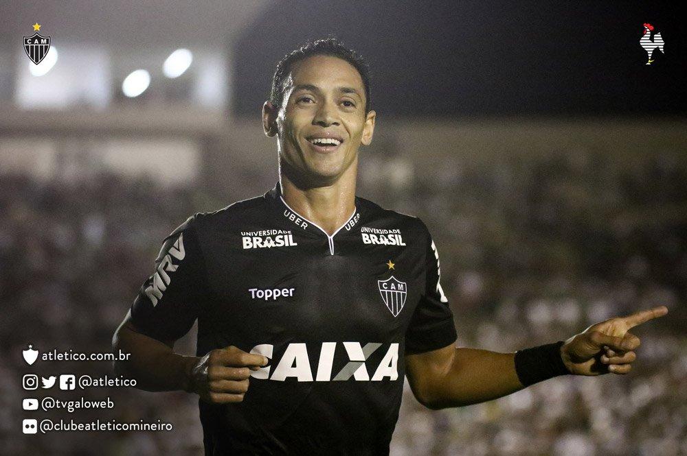 Artilheiro Ricardo Oliveira mantém sequência positiva com gol na Paraíba: https://t.co/CsvkzkAWwk Vamos, #Galo! #BOTxCAM