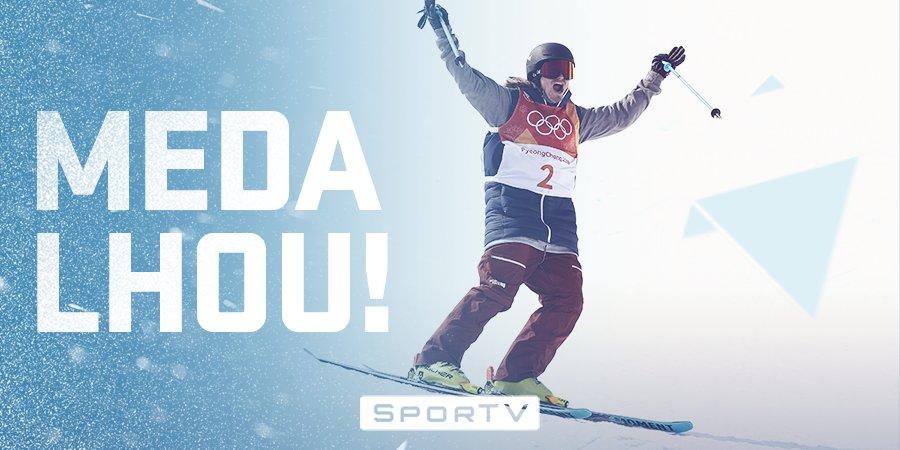David Wise é bicampeão olímpico! Americano fez 97.20 pontos e repete o feito em Sochi no esqui estilo livre halfpipe masculino! 🏅  #oInvernoÉNosso #OlimpíadaDeInverno