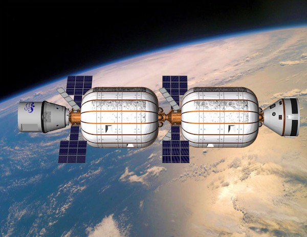 ビゲロー、膨らむ宇宙ステーションを2021年に打ち上げへ 運用新会社も設立 - https://t.co/5qWVt5Tm3r