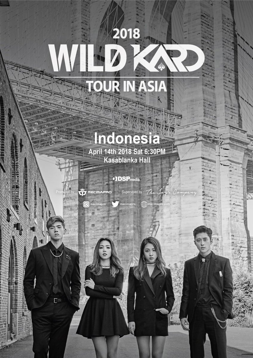 [UPCOMING EVENT] 2018 Wild KARD Tour in...