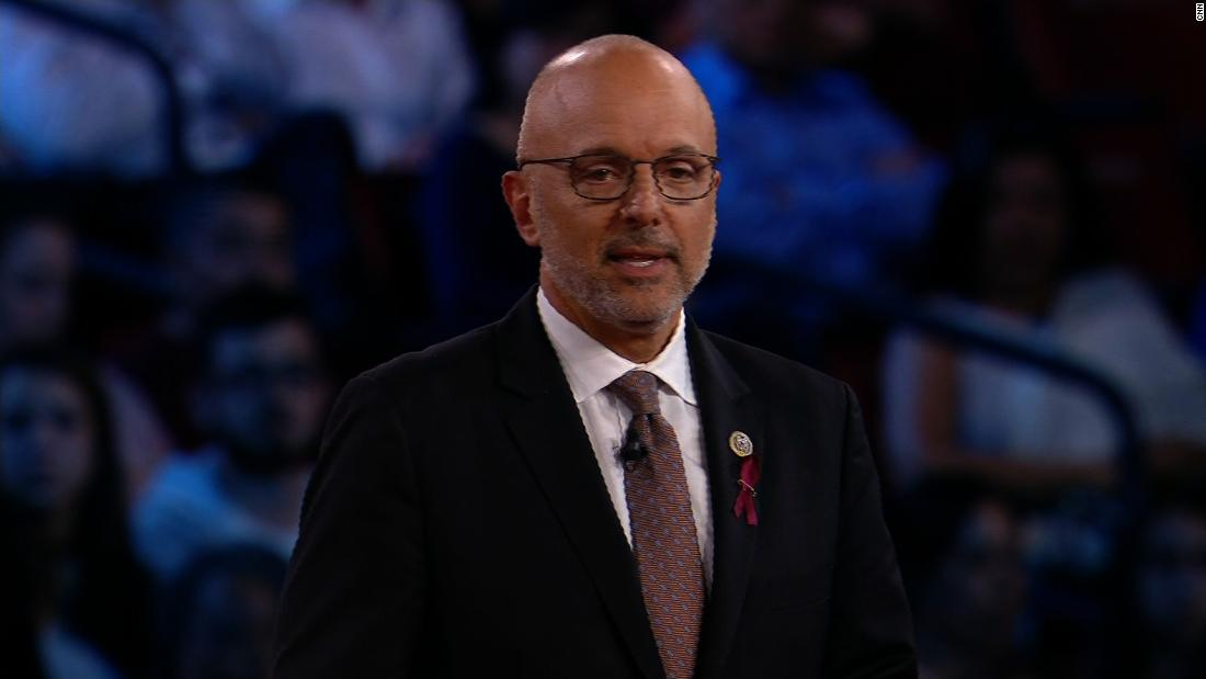 Rep. Ted Deutch said it's not too soon to be having the conversation about gun control after 17 people were killed last week in the school shooting in Parkland, Florida; 'It is too late for the 17 lives that were lost.' https://t.co/YiiZkmvv84 #StudentsStandUp