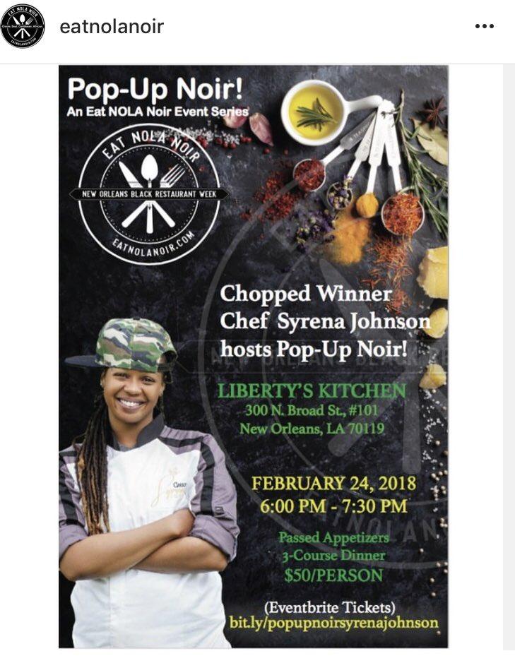 Liberty S Kitchen Gala