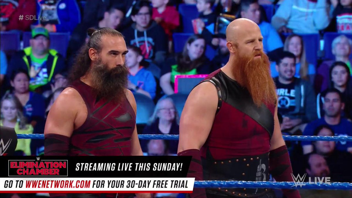 The #BludgeonBrothers strike again...  #SDLive