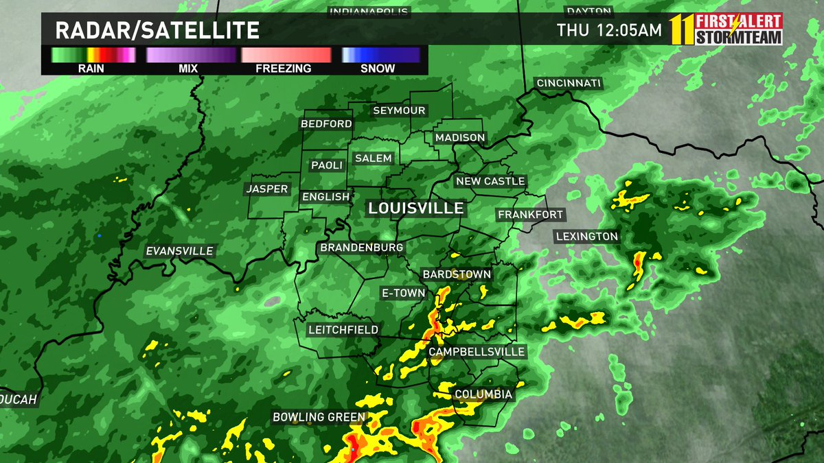 Here's a look at the current radar and satellite.  https://t.co/lDRWKf6F8f