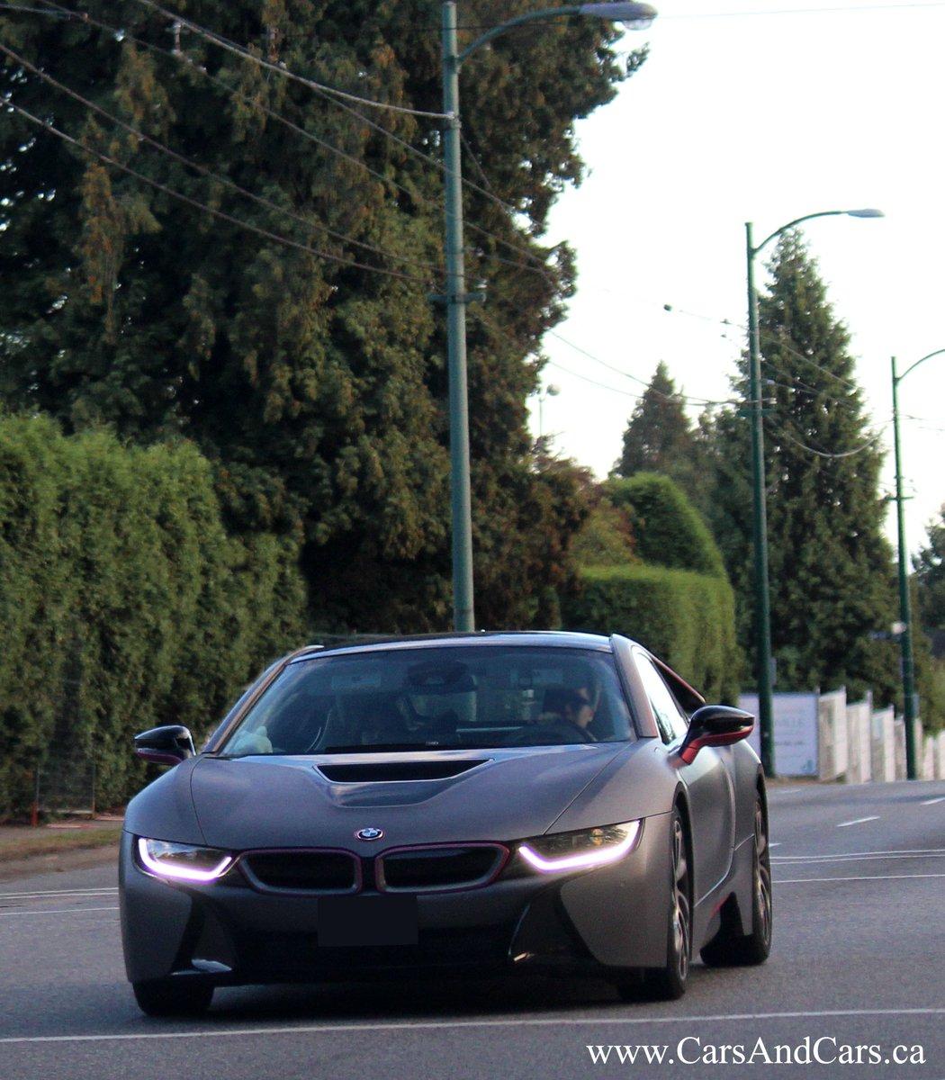 Carsandcars Ca On Twitter Bmw I8 Supercar Sportcar Luxurycar