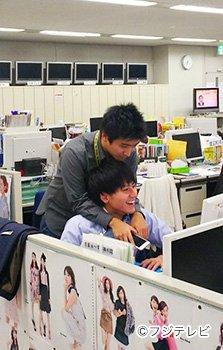 テレビ アナウンサー 室長 フジ