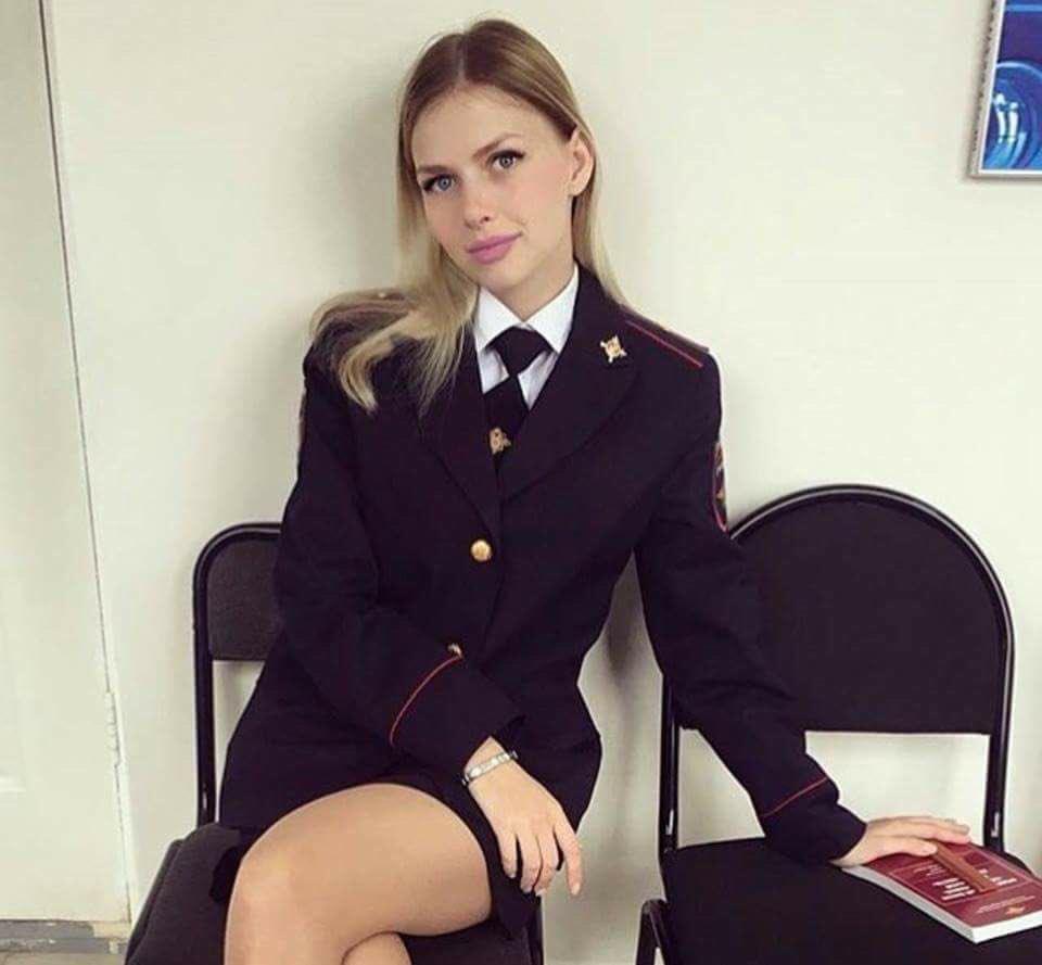 Русские следователи тоже сексуальны
