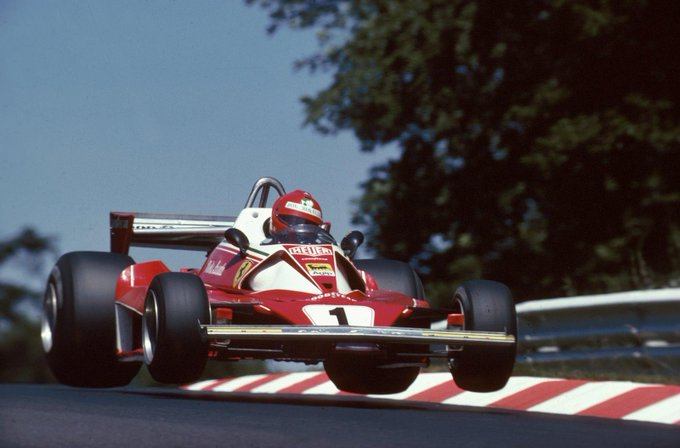 Happy Birthday to a F1 Legend, Niki Lauda, who is turning 69 today.