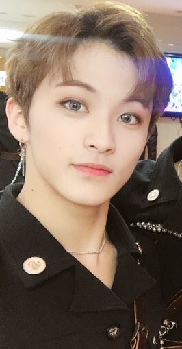 MARK'S EARRINGS ARE REAL OR WHAT https:/...