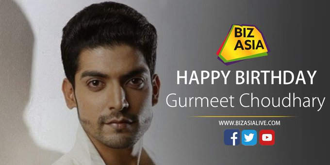 wishes Gurmeet Choudhary a very happy birthday.