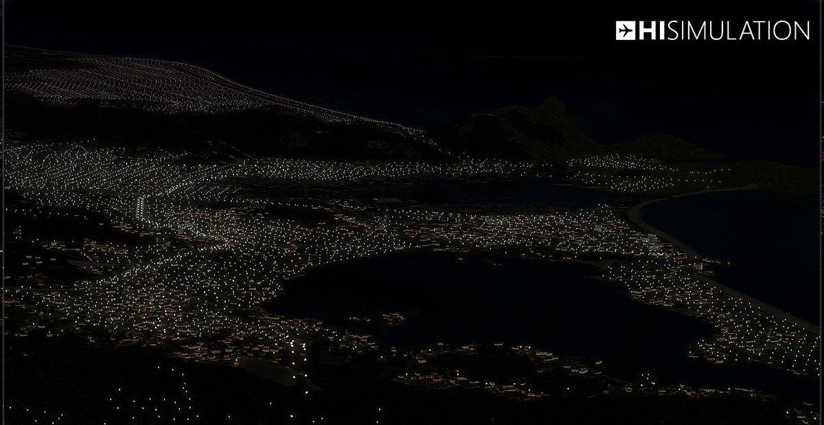 Fsx Rio de janeiro X