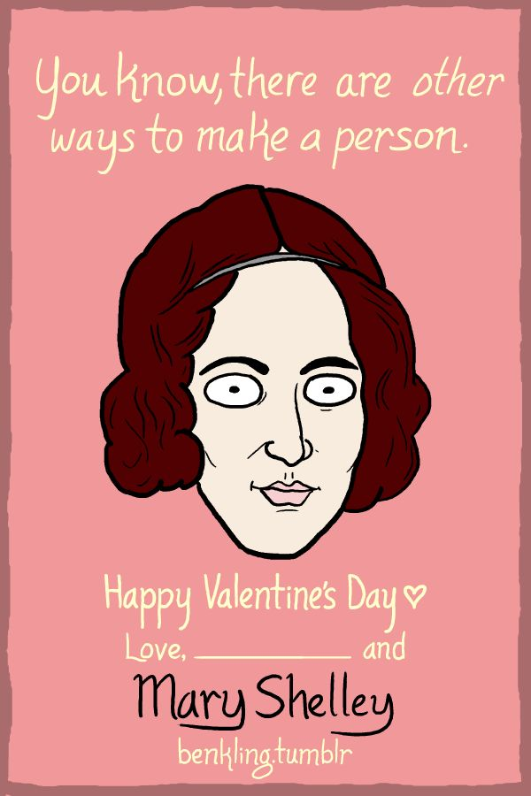 New post (Valentine's Day Cards Full Of Geeky Puns From Writers, Artists - DesignTAXI.co...) has been published on Happy Valentine Day - happy-valentinesday.info/valentines-day…