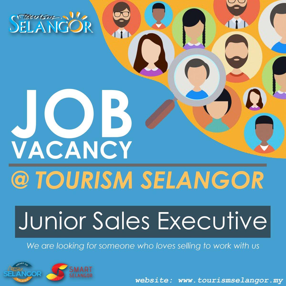 Tourism Selangor On Twitter Job Vacancy Junior Sales Executive Details Https T Co Pqoazhri6o Maukerjamy Haikerja Jomkerja Twtupcampus Skootjobs Jawatannkosong Jawatannkosong Twt Rezeki Twtshah Alam Oh Kerjakosong Twt Kerja Https T