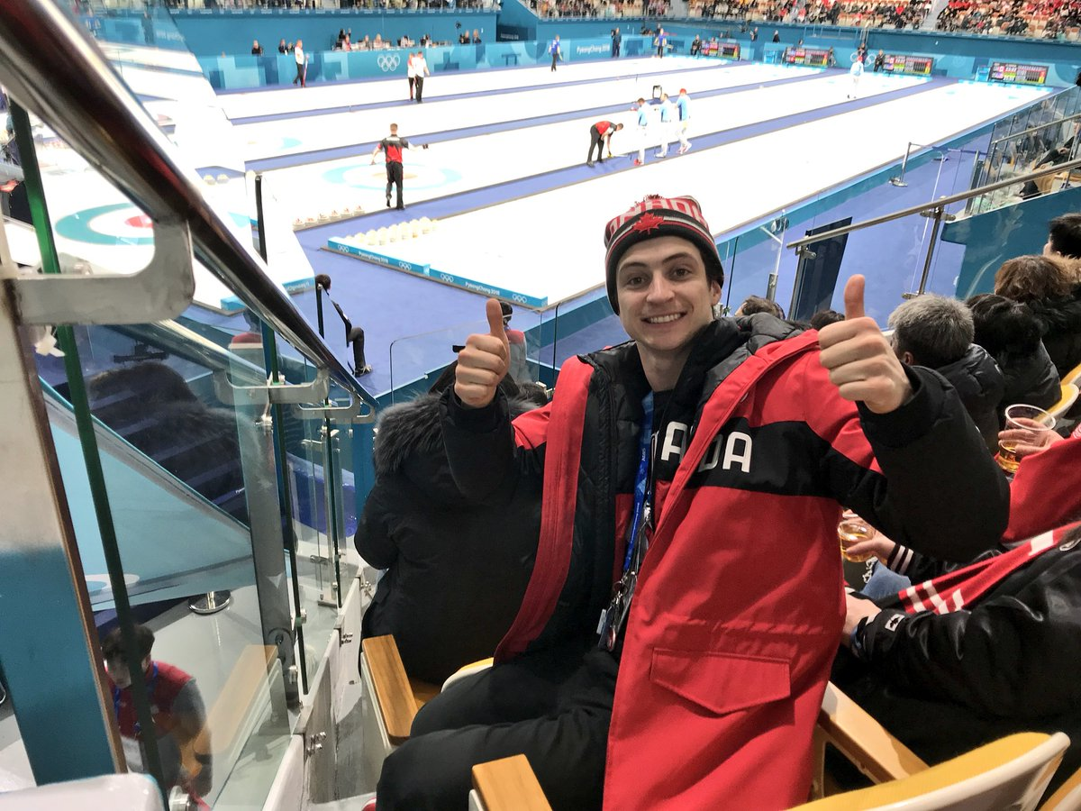 Devin Heroux's photo on USA Curling