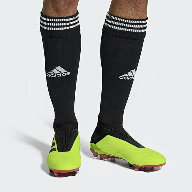 1 June 2018 Adidas goes for a flashy look with its World Cup boots - are  you a fan  More on http   footyheadlines.com    link in our bio Pic ... 7d58d02c4