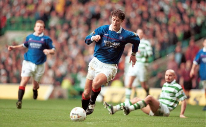Happy birthday to Brian Laudrup. The Prince of Denmark and my all time favourite ranger.
