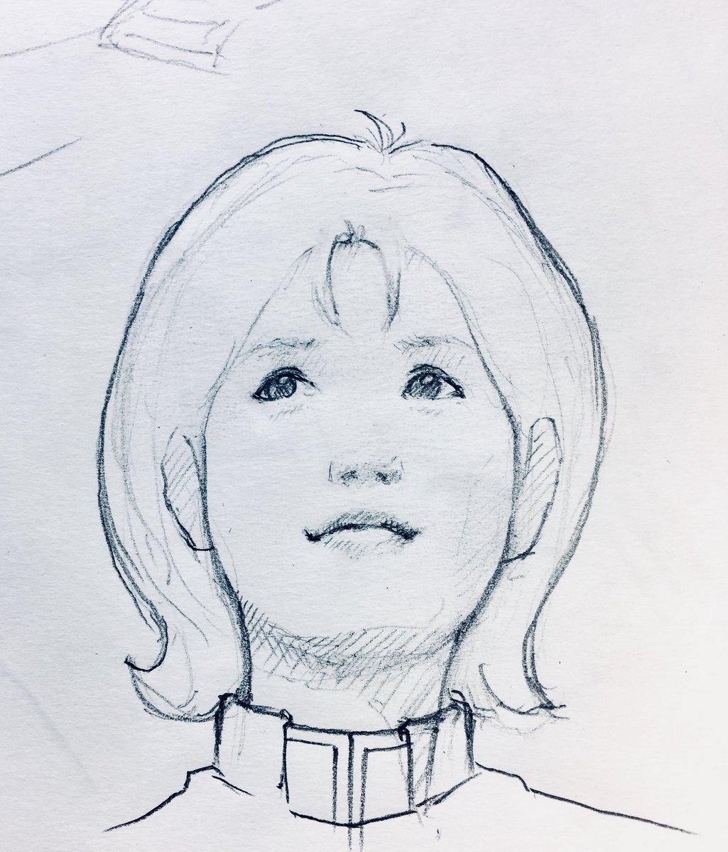 友人にリクエスト貰ったので、連邦の女性も描いてみた。 誰これ?(´∀`; ) h...