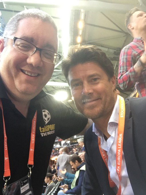 Happy 49th Birthday to Brian Laudrup, have a great day my friend