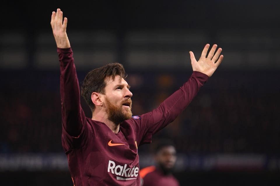 GeniusFootball's photo on Messi