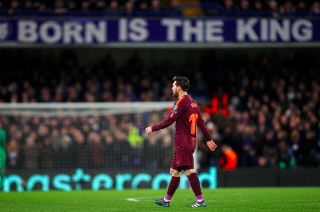 TRIVIA BOLA's photo on Messi