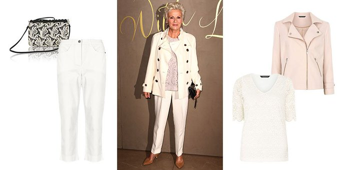 Happy birthday, Julie Walters, who turns 68 today.  Recreate Julie\s super stylish look right here.