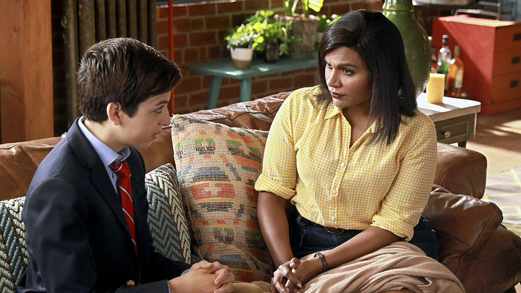 The countdown to Mindy Kaling's new NBC comedy #Champions is on! Get your first look: https://t.co/Nnuw13r7D4