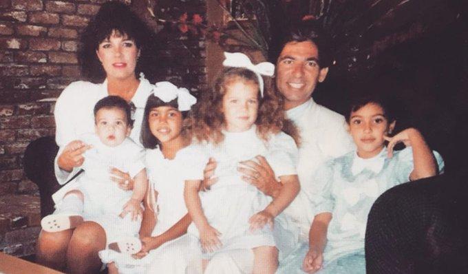 Happy birthday Robert Kardashian!