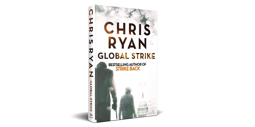 Chris Ryan On Twitter Out Today Global Strike My New Strike Back