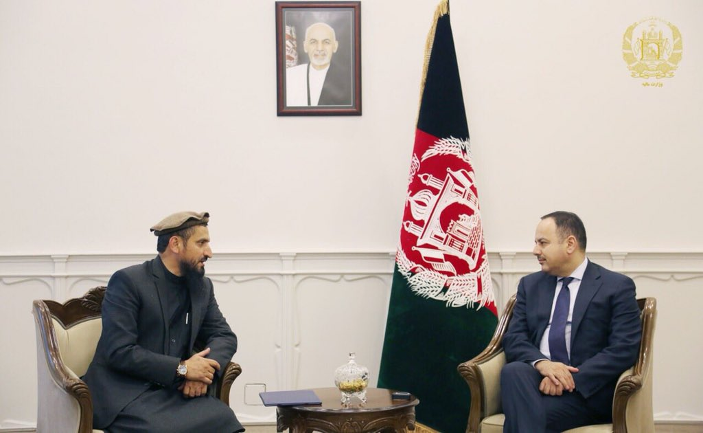 Effective implementation of development projects to provide valuable services to our people in Nooristan Province was the topic that I discussed with the Governor of the province.