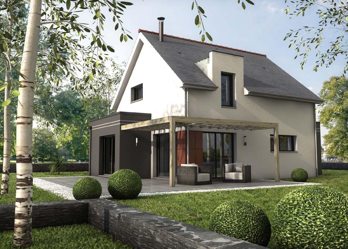 Depreux Construction On Twitter Photos Pour Une Maison En Pleine