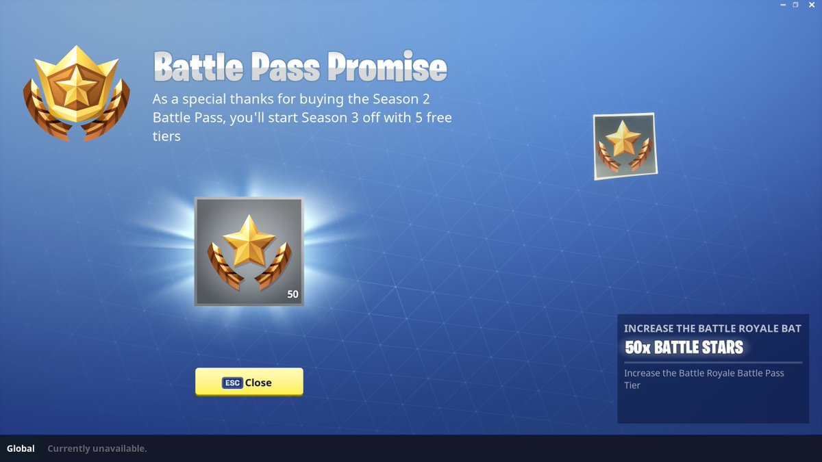 Fortnite News Fnbr News On Twitter The 50 Battle Stars Have Been
