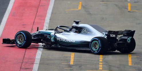 James Allen's photo on Formula1