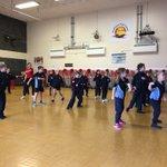 Year 3 and 4 Dance Festival at Mayflower High School #amazingmoves