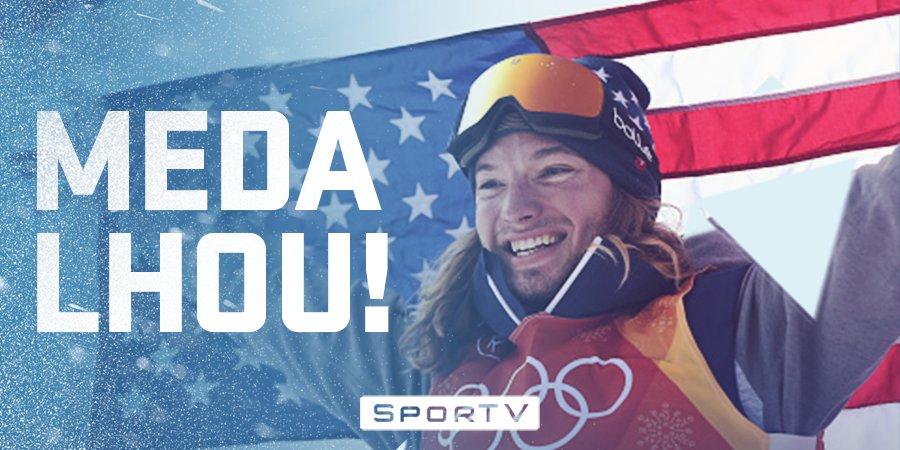 David Wise foi o cara no esqui estilo livre halpipe! Medalha de ouro para o americano! 🥇  #OlimpiadaDeInverno #oInvernoÉNosso