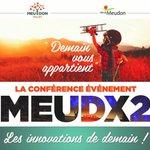 Samedi 24 mars, 2ème édition de #MEUDx organisée par @MeudonValley et la@VilledeMeudon sur les innovations de demain : Les inscriptions sont ouvertes! https://t.co/HKqemcifh9